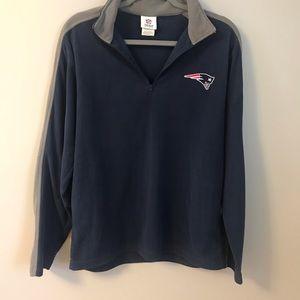 NFL Apparel Patriots Fleece Pullover 🧣